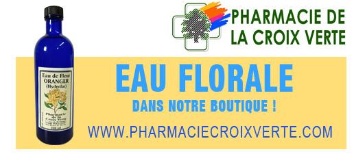 hydrolat pharmacie croix verte toulouse
