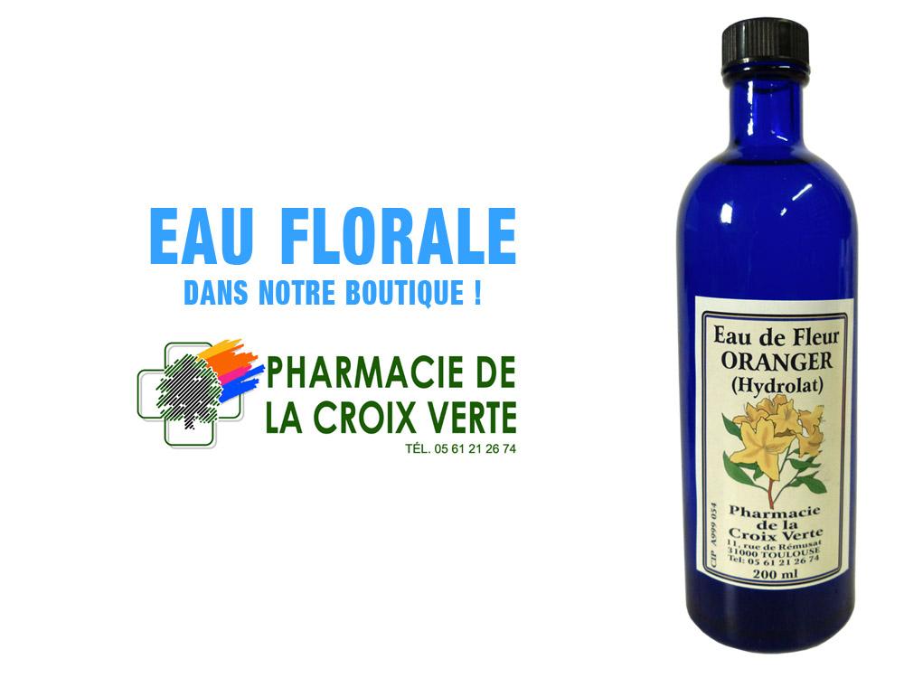 hydrolat herboristerie croix verte toulouse