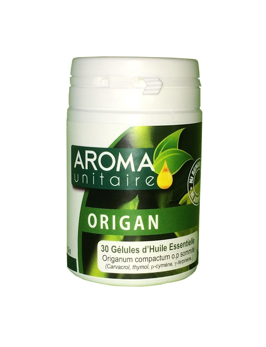 AROMA Origan - Pharmacie de la Croix Verte - Herboristerie